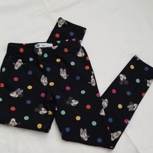 Gap Kids Disney girls leggings, size 6